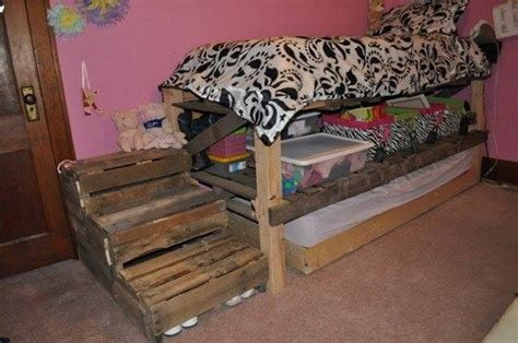diy pallet trundle bed pallet projects for pallet ideas recycled upcycled pallets furniture projects
