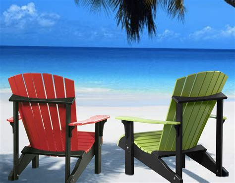 Polywood Chairs Adirondack Chairs On Beach Wallpapers Wallpapersafari