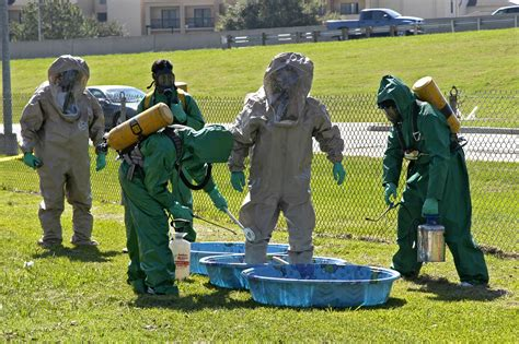 Haz Mat Team by Hazmat Team Evacuates Maine School After Atomic Wedgie