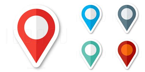 Location Stickers