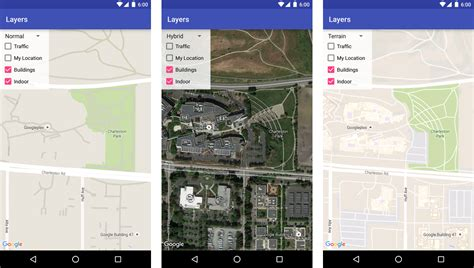 android map map objects maps android api developers