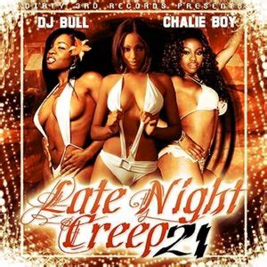 various artists late night creep 21 hosted by dj bull