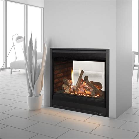 Multi Sided Fireplace by Heat And Glo Multi Sided Gas Fireplace Forge Distribution