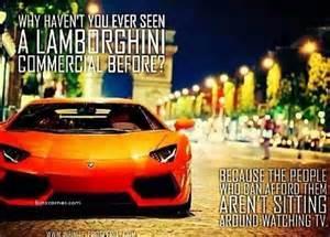 Lamborghini Advertisement Why No Lamborghini Ads