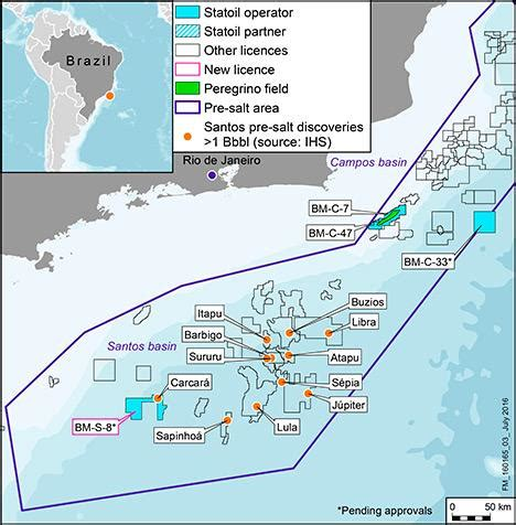 offshore drilling statoil to increase exploration