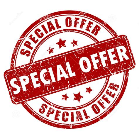 Special Offers For You by Special Offers Coming Soon Rite Fit La