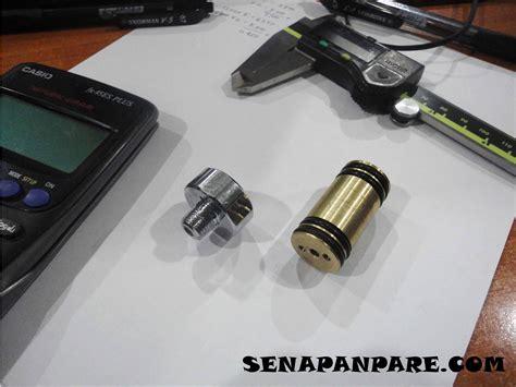 Senter Buat Senapan Angin cara pasang manometer senapan senapan pare