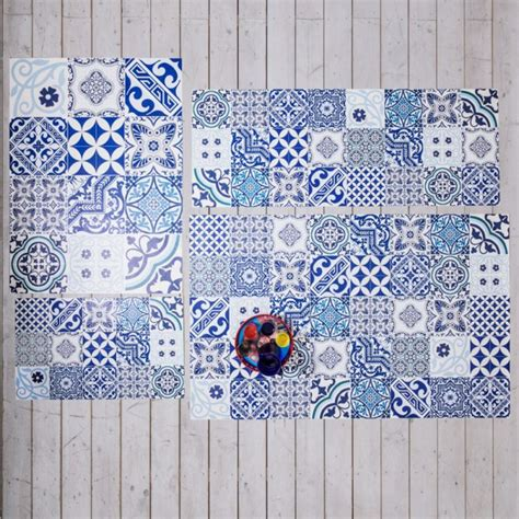 Mad Mats Moroccan by Moroccan Tile Mat Mad About The House