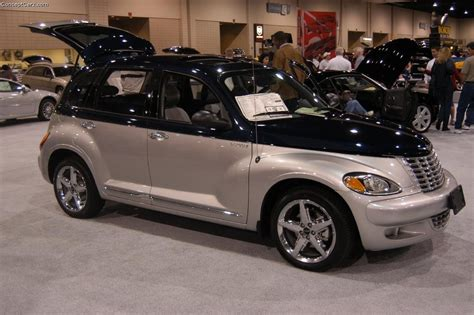 auction results  data   chrysler pt cruiser mecum auction anaheim