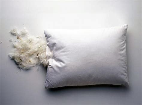 recycle feather pillows 13 different types of pillows for best s sleep pros