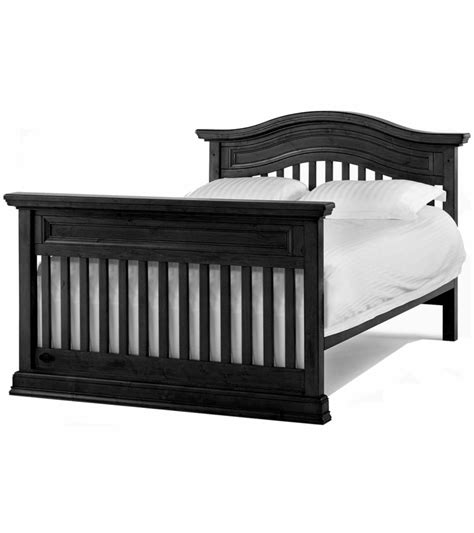 bed rails full size bonavita sheffield full size bed rail in distressed black