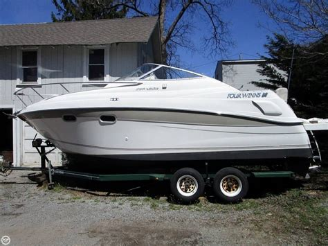 four winns boats for sale used used four winns 248 vista boats for sale boats