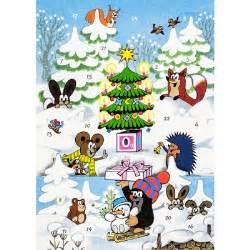 der kleine weihnachtsbaum adventskalender der kleine maulwurf feiert weihnachten