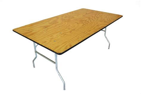 how wide is an 8 banquet table banquet table 6 x 40 wide united rent all omaha