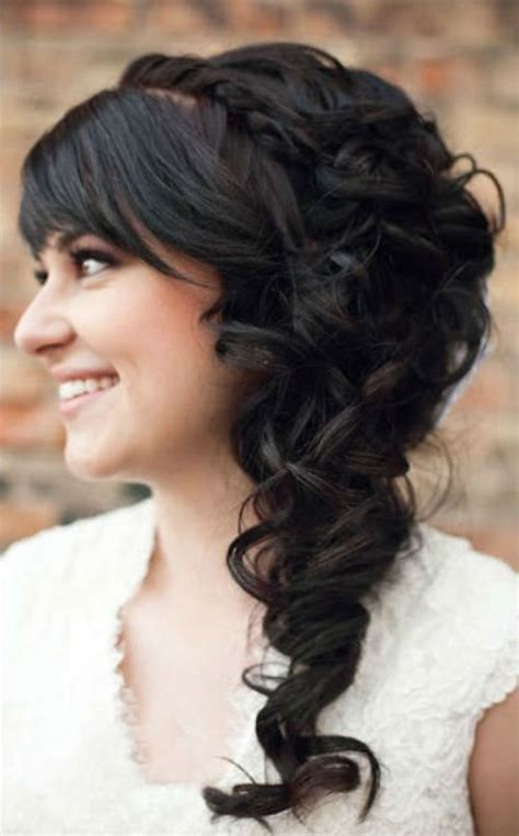 Wedding Hairstyles Swept To One Side by 101 Chic Side Swept Hairstyles To Help You Look Younger