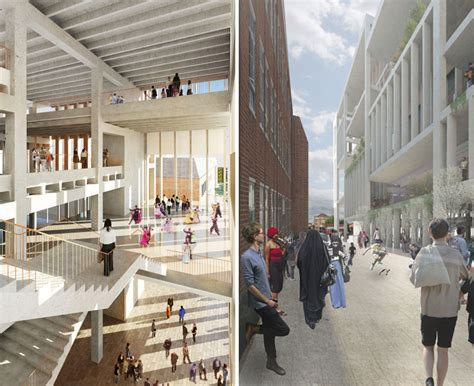 designboom university grafton to develop cus building for kingston university