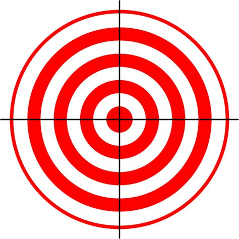 free printable nerf targets printable archery targets free clipart best