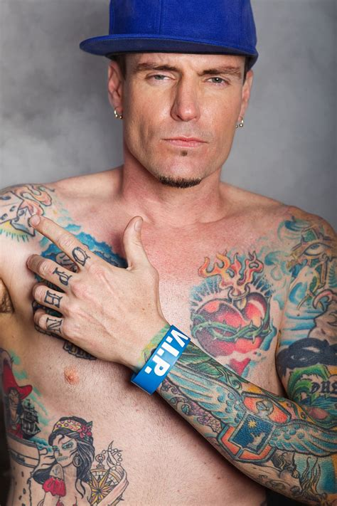vanilla ice tattoos steve prue teamrockstar images gallery