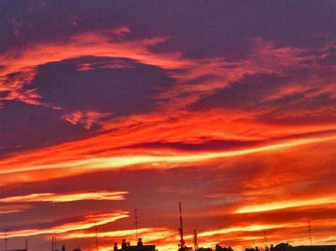 imagenes de nubes rojas nubes rojas fotos de nocturnas amaneceres y atardeceres