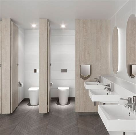 bathroom commercial cleanflush caroma specify bathrooms pinterest
