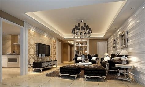 Interior Design Kitchen Living Room by Living Room Interior Design Ideas Neoclassical Interior