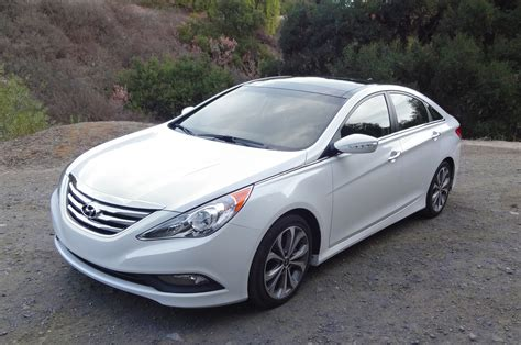 images hyundai sonata 2014 hyundai sonata 20t drivers side front view photo 2