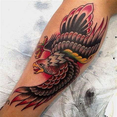 tattoo eagle old school tattoo old school traditional ink eagle tattoo