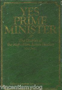 yes prime minister the diaries of the right hon