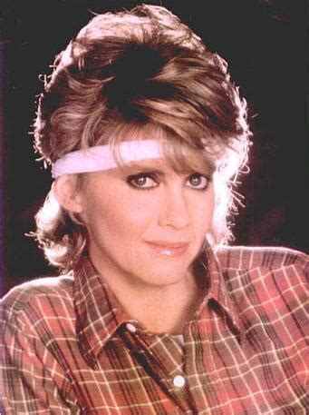 olivia newton johns physical haircut it was olivia newton egg