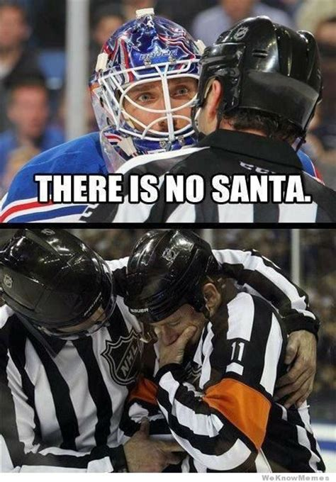 Funny Nhl Memes - how to make a hockey ref cry weknowmemes