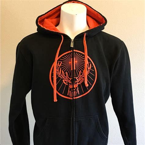 jagermeister sweater hoodie jagermeister sweaters hoodie zip jacket poshmark