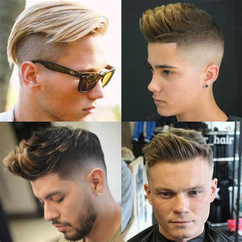 Awesome Hairstyles For School For Guys by Boy Haircuts Hairstyles For Guys S