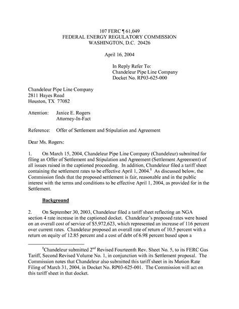 Settlement Offer Letter Template Exles Letter Template Collection Settlement Offer Template