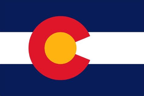 what do the colors on the colorado state flag
