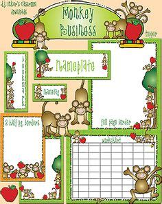 1000 Images About Monkey Jungle Theme On Pinterest Monkey Classroom And Classroom Decor Monkey Newsletter Template