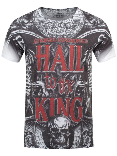Kaos Band Avenged Sevenfold Merchendise Official 15 avenged sevenfold chalice all dye sub s t shirt buy at grindstore