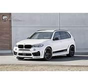 BMW X5 More Aggressive With TopCar And Lumma