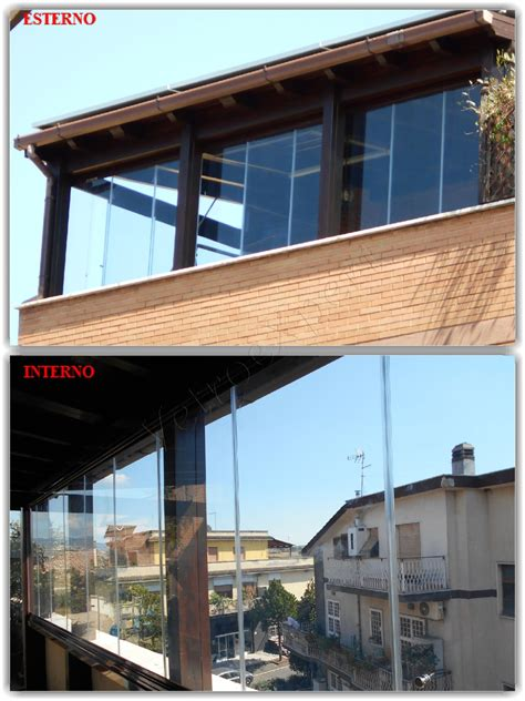 verande a scomparsa vetrate pieghevoli e vetrate a scomparsa glassroom roma