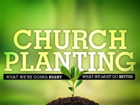 a vision for church planting 187 gci update