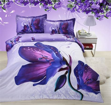 3d Duvet Cover Bedding Sets 17 Best Ideas About Purple Bedding Sets On Pinterest Purple Bedding Purple Stuff And Purple