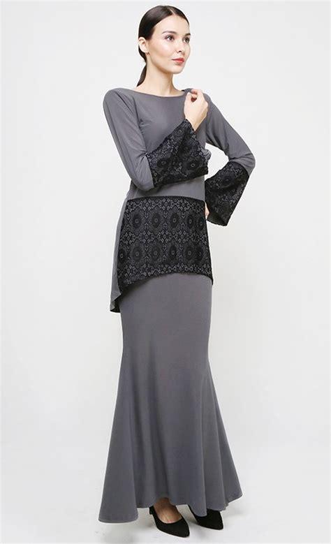 Lace Pada Baju Kurung Pahang 13 design baju kurung moden lace terkini cantik sweet murah