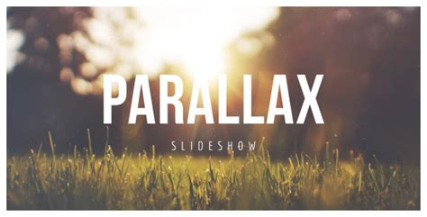 templates after effects slide parallax scrolling slideshow by enchantedstudios videohive