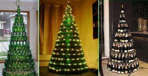 ideas de como hacer arbol navide241o con latas recicladas c 243 mo hacer un 225 rbol de navidad con materiales reciclados