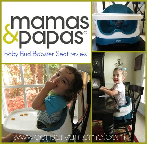 mamas papas baby bud booster seat baby bud booster seat by mamas papas review conservamom