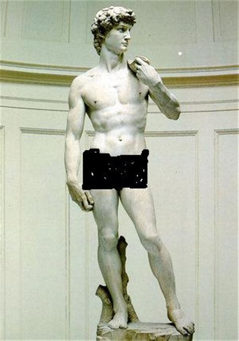 michelangelo s david to wear pants in japanese town tokyo times a punk in preppy clothing and other complications in life