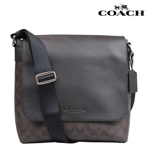 Coach Bag Mens Shoulder Bag Sullivan Signature Pvc Small Messenger allsports rakuten global market coach coach bag messenger bag shoulder bags mens f72109
