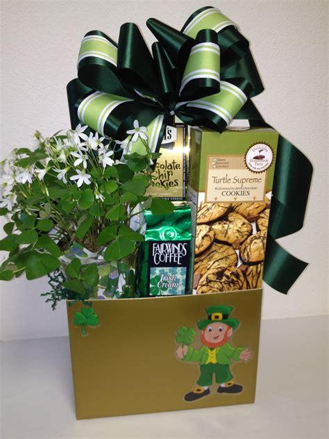 day gift baskets st s day gift basket san diego gift basket