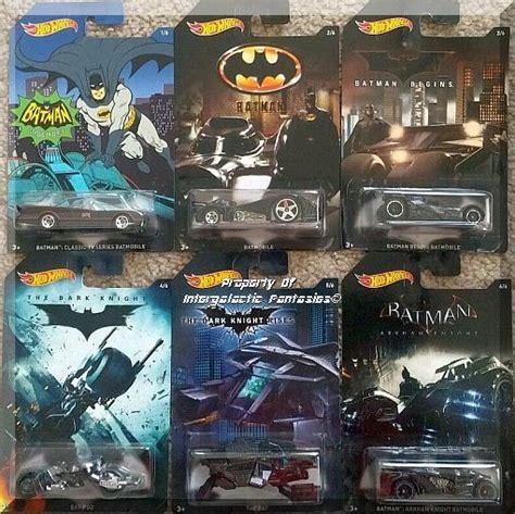 Hot Wheels   Batman Series: Complete Set #1 6 (2015