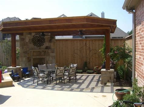 Pergola With Fireplace by Outdoor Fireplace With Pergola Gardening