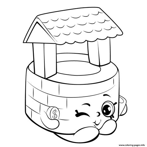 shopkins wishes coloring page shopkins coloring for kids wishes free shopkins coloring